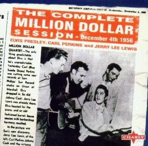 The Million Dollar Quartet-The Co