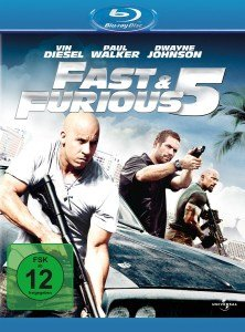 Fast & Furious Five