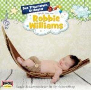 Spielt Hits von Robbie Williams