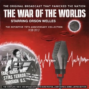 Welles, O: War Of The Worlds