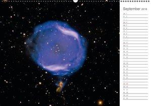 Planetarische Nebel - Leuchten aus dem All (Wandkalender 2016 DI