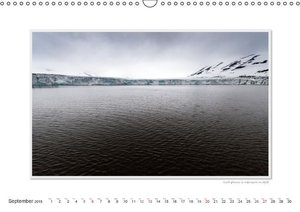 Emotional Moments: The Arctic. UK-Version (Wall Calendar 2015 DI