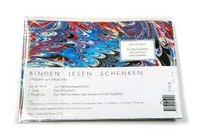 Binden Lesen Schenken: aus der Bibel: Die Weihnachtsgeschichte /