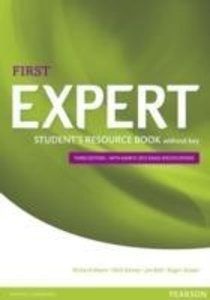 Kenny, N: Expert First Student's Resource Book Without Key
