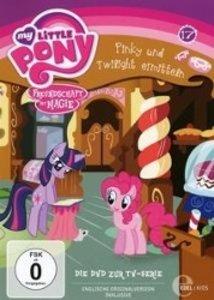 (17)DVD z.TV-Serie-Pinkie Und Twilight Ermitteln