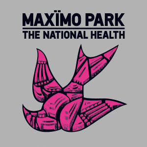Maximo Park: National Health (Ltd. Deluxe Edt.)