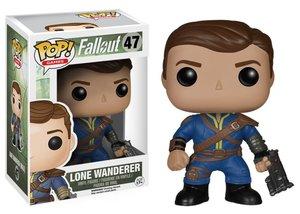 Pop! Games: Fallout - Male Lone Wanderer (47) - Bobblehead-Figur