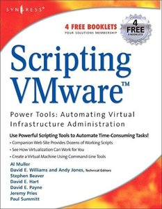 Scripting VMware Power Tools