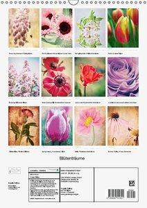 Dölling, A: Blütenträume (Wandkalender 2015 DIN A3 hoch)
