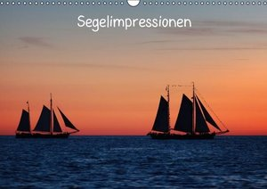 Segelimpressionen (Wandkalender 2016 DIN A3 quer)