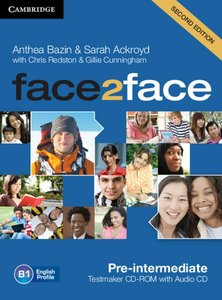 face2face. Testmaker CD-ROM and Audio-CD. Pre-Intermediate 2nd e
