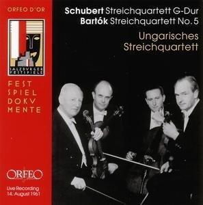 Streichquartette D 887/No.5 Sz 102
