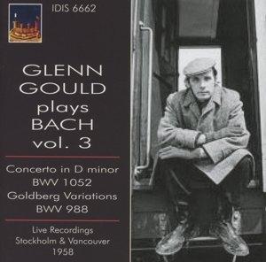 Glenn Gould spielt Bach,vol.3