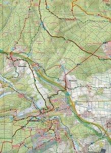 Naturpark Soonwald-Nahe Blatt 03. 1 : 25 000. Wanderkarte