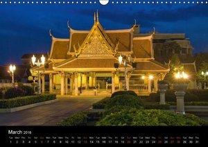 Thailand (Wall Calendar 2016 DIN A3 Landscape)