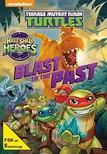 Teenage Mutant Ninja Turtles: Half Shell Heroes - Ab in die Dino