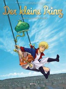 Der kleine Prinz 11. Der Planet der Bücher