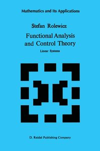 Functional Analysis and Control Theory