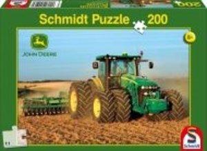 Schmidt Spiele 55526 - John Deere: 8270R, Kinderpuzzle, 200 Teil