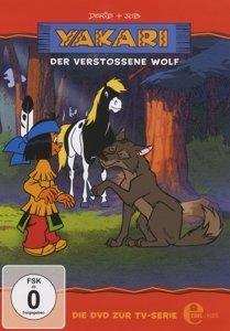 (17)DVD z.TV-Serie-Der Verstoßene Wolf