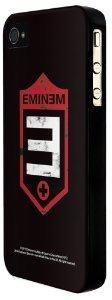 E Logo,Iphone Case,Schwarz