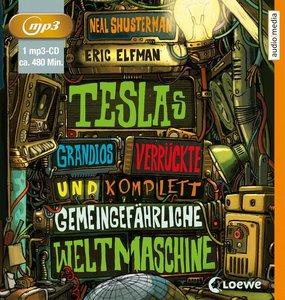 Teslas grandios verrückte und komplett gemeingefährliche Weltmas