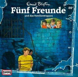 Fünf Freunde 89 und das Familienwappen