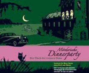 Mörderische Dinnerparty. Der Fluch der Grünen Dame