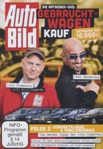 AUTO BILD Ratgeber - Gebrauchtwagen-Kauf bis 10.000 Euro