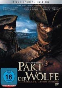 Der Pakt der Wölfe (DVD)