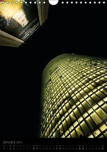 Berlin, architectural view (Wall Calendar 2015 DIN A4 Portrait)