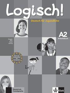 Logisch! A2 - Arbeitsbuch A2 mit Audio-CD
