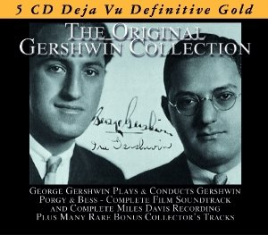 Gershwin Plays & Conducts