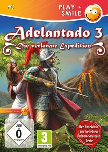 Adelantado 3: Die verlorene Expedition