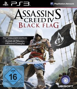 Assassins Creed 4 - Black Flag - Bonus Edition