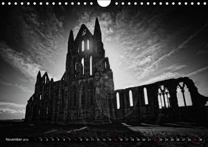 Gothic Fantasy / UK-Version (Wall Calendar 2015 DIN A4 Landscape