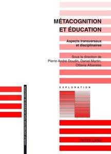Métacognition et éducation