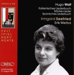 Lieder:Ital./Span.Liederbuch/Mörike-Lieder