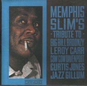 Tribute To Big Bill Broonzy,Leroy Carr,Davenport