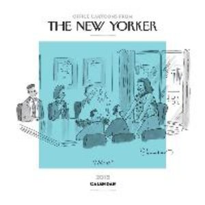 Cartoons from the New Yorker 2015 Mini