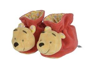 Simba 6315873654 - Disney Winnie The Puuh, Plüsch Rasselschuhe