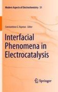Interfacial Phenomena in Electrocatalysis