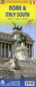 Rome & Italy South 1 : 10 000 / 1 : 925 000