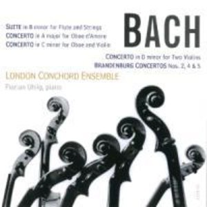 Bach:Suites & Concertos