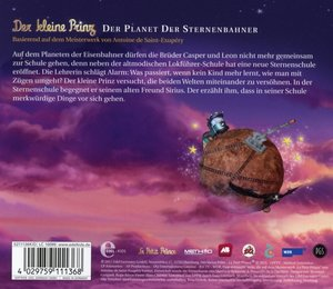 (29)Original HSP TV-Der Planet Der Sternenbahner
