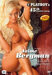 Playboys 45th Anniversary - Playmate Jaime Bergman