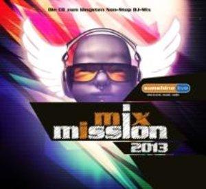 sunshine live Mix Mission 2013