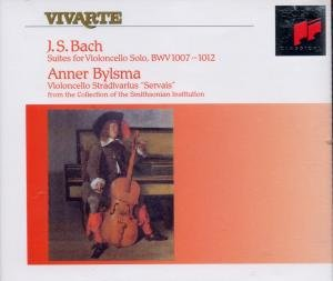 The Six Unaccompanied Cello Suites,BWV 1007