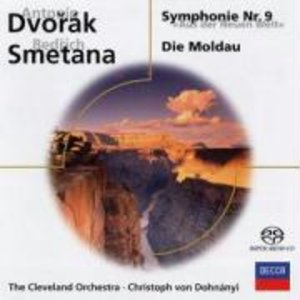 Sinfonie 9/Die Moldau/+(SACD)