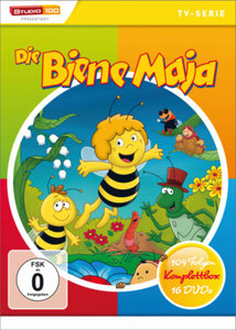 Die Biene Maja Komplettbox